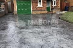 Pattern-imprinted-concrete