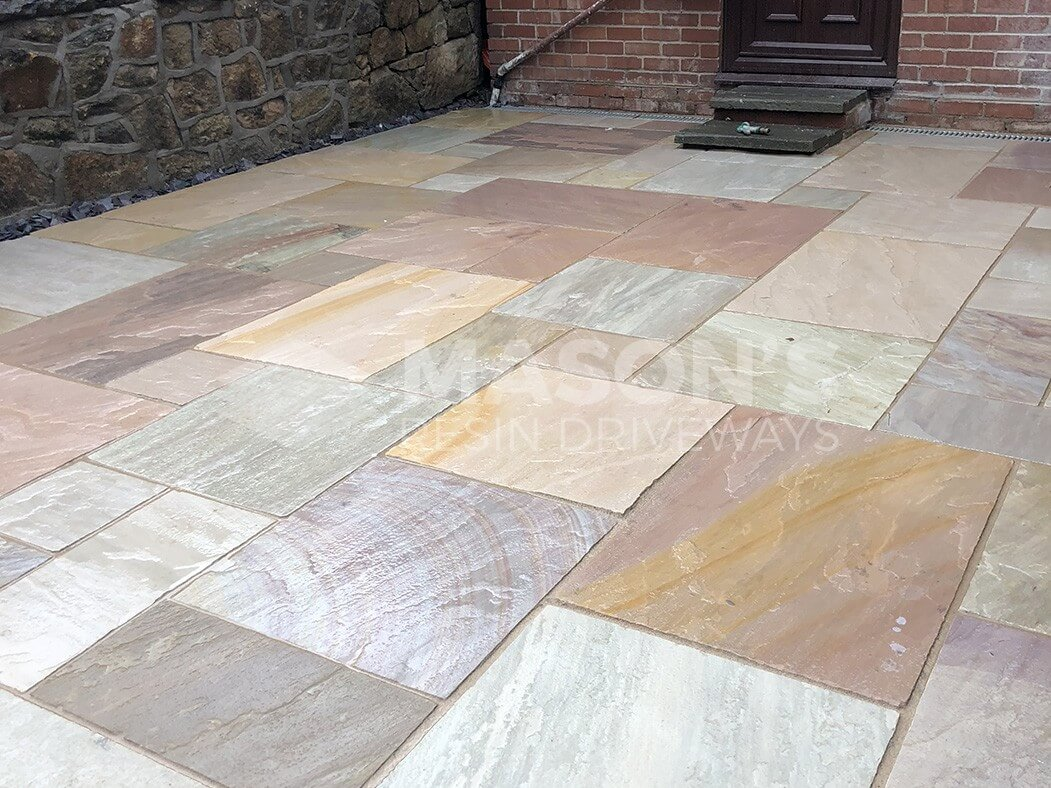 indian stone patio chorley near preston