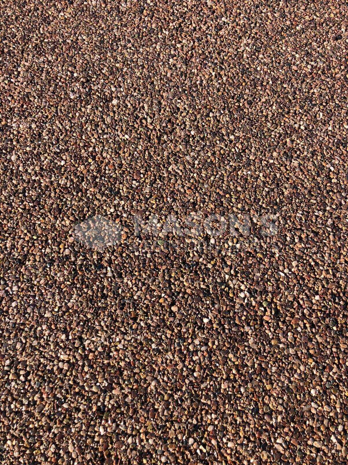Close up of the Resin in the Driveway of a Preston Residence in Lancashire