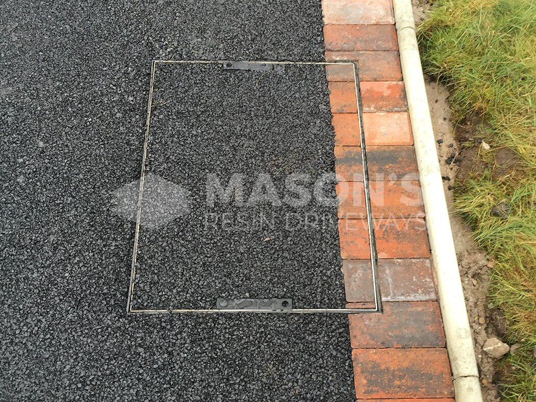 Details of Framed Tarmac Driveway in Preston