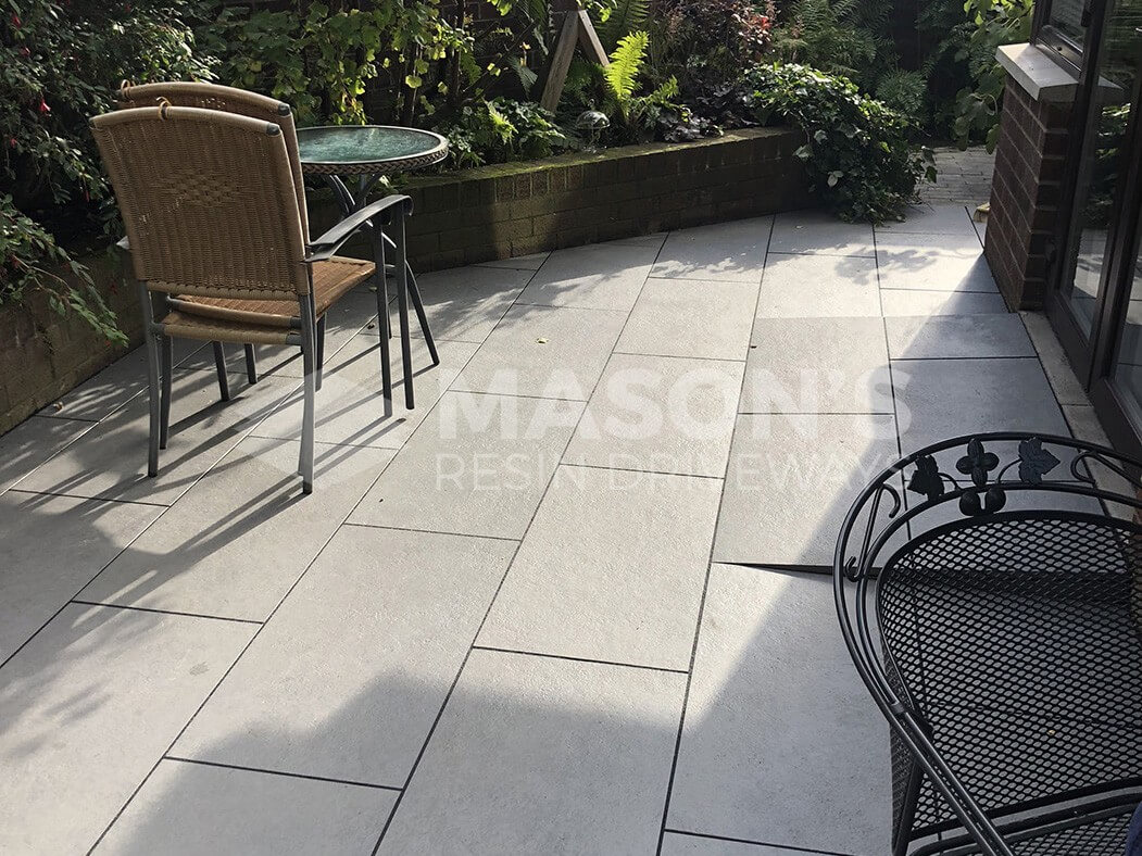 porcelain patio preston, lancashire